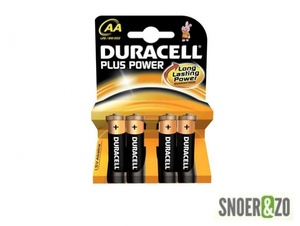 Duracell plus power batterij type AA (penlite)
